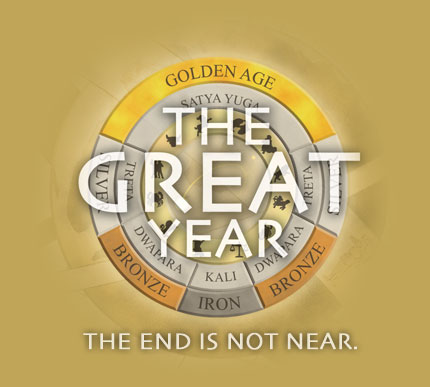 The Great Year DVD